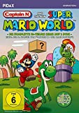 DVD Cover 'Captain N and the new Super Mario World / Die komplette 10-teilige Serie inkl. Staffel 3 von CAPTAIN N (Pidax Animation) [2 DVDs]
