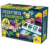 Liscianigiochi- I'm a Genius Science Gioco per Bambini Laboratorio di Mineralogia, Multicolore, 56194