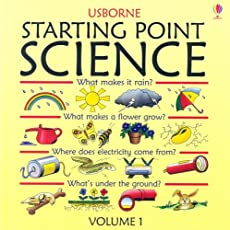 Starting Point Science: What Makes in Rain? / What MAkes a FLower Grow? / Where Does Electricity Come From? / What's Under The Ground?: 1