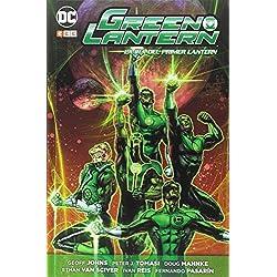 Green Lantern: La ira del primer Lantern - Español