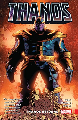 Thanos Vol. 1: Thanos Returns (Thanos (2016-))