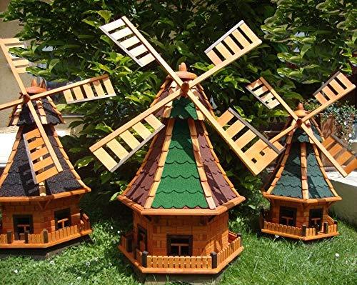 Windmühle für Garten