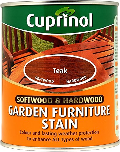 Cuprinol 750ml Garden Furniture Stain Teak