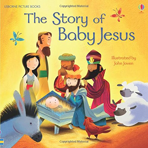 The Story of Baby Jesus (Picture Books)