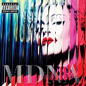 Mdna(Deluxe Edition) 2cd