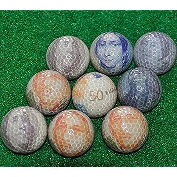 Juego de 3 bolas de golf...