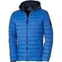 LERROS Herren Steppjacke mit Kapuze, extraleichte Jacke für Männer mit praktischen Taschen, warme Winterjacke mit…