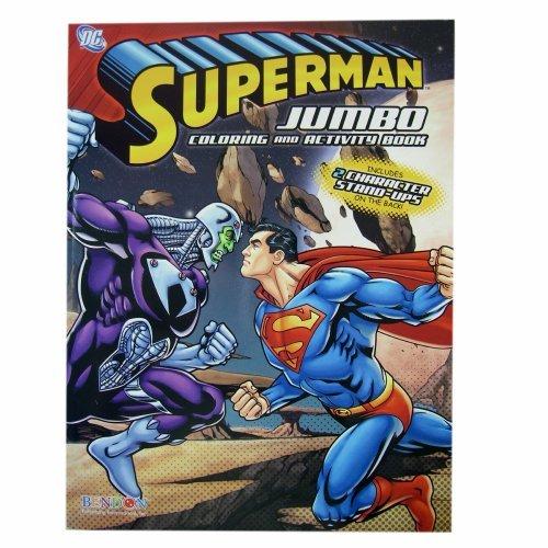 Superman Mal- und Aktivitäten Buch