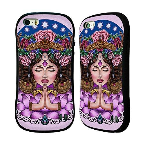 Ufficiale Brigid Ashwood Chiave E Occhio Atmosfera Boemiana Case Ibrida per Apple iPhone 7 / iPhone 8 Spirito Sacro