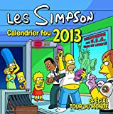Image de Simpson, Calendrier 2013 (les)