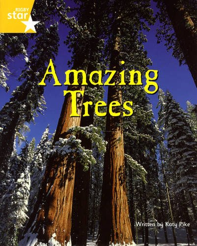 Fantastic Forest: Amazing Trees Yellow Level Non-Fiction (Pack of 6)