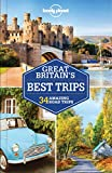 Best Road Trip Routes - Lonely Planet Great Britain's Best Trips (Travel Guide) Review