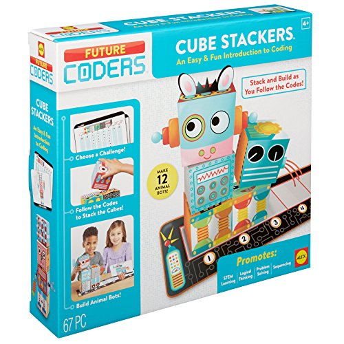 Alex-Toys-Future-Coders-Cube-Stackers-Coding-Skills-Kit