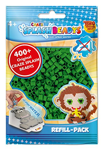 CRAZE 11546 Splash BEADYS-Refill-Pack Green