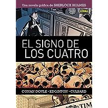 SHERLOCK HOLMES 2 - EL SIGNO DE LOS CUATRO (CÓMIC USA)