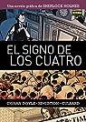 SHERLOCK HOLMES 2  EL SIGNO DE LOS CUATRO par Edginton