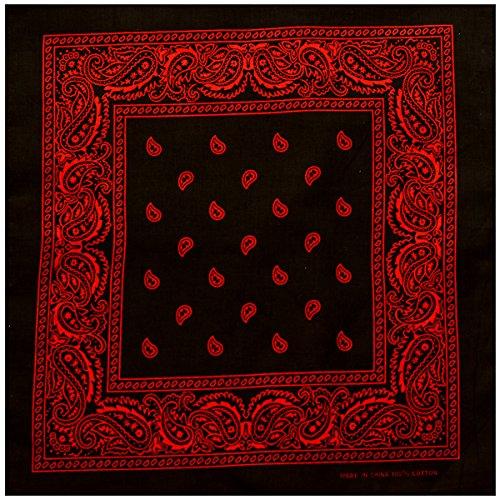 kandharis-bandana-vierecktuch-kopftuch-in-paisley-muster-aus-baumwolle-55cmx55cm-b90-schwarz-rot