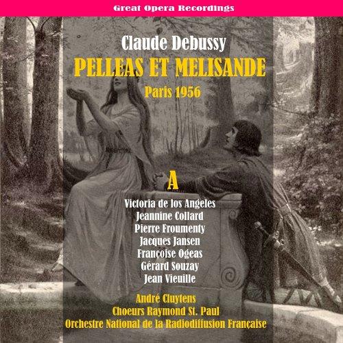 Pelléas et Mélisande: Act I, Scene I,
