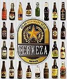 Atlas ilustrado de la cerveza