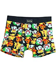 Pokemon Boxershorts -XL- Characters [import allemand]