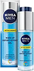 Nivea Men Active Energy Wake Up Sofort-Effekt Gel, 1er Pack (1 x 50 ml)
