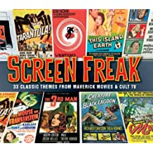 Screen Freak - 33 Classic Themes From Maverick Movies & Cult Tv