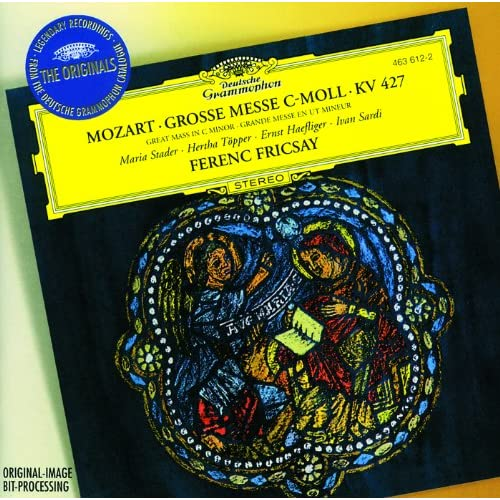 "Mozart: Mass In C Minor, K.427 ""Grosse Messe"" - 2f. Gloria: Quoniam"