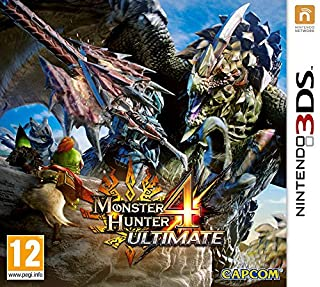 Monster Hunter 4 - Ultimate (B00IJRX7Y2) | Amazon price tracker / tracking, Amazon price history charts, Amazon price watches, Amazon price drop alerts