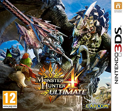 Monster Hunter 4 - Ultimate [Importación Francesa]