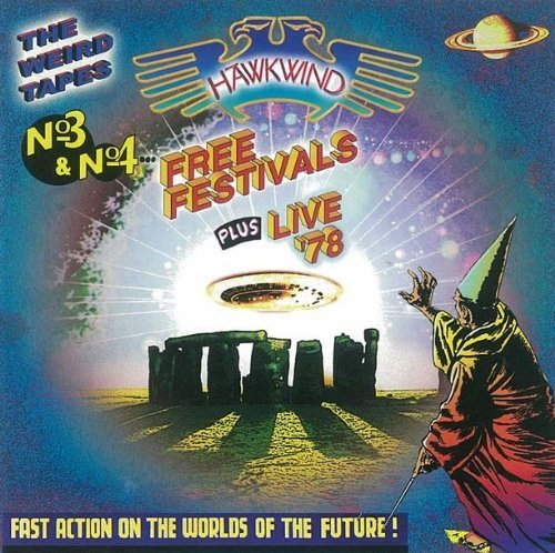 Weird Tapes 3 & 4 by Hawkwind (2011-10-18)