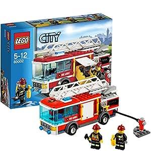 LEGO City Fire 60002 - Autopompa