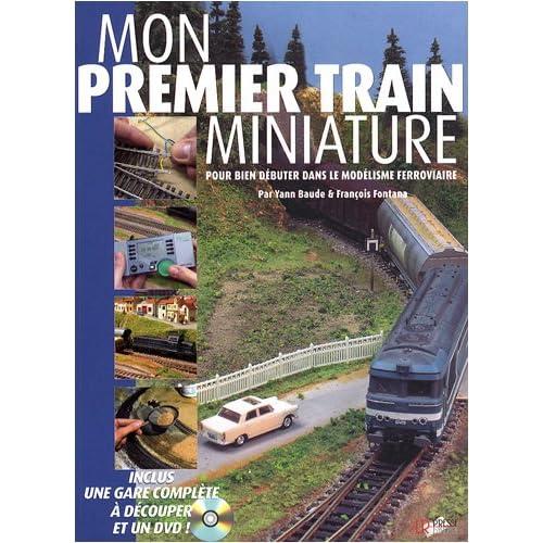 Mon premier train miniature (1DVD)