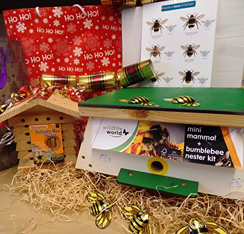 Bee Gift Box: A great gift for gardeners and Nature lovers