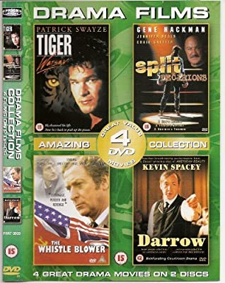 Tiger Warsaw/Split Decision/Whistle Blower/Darrow [DVD]