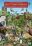 Mein Tierpark Hellabrunn: Mit Bachems Wimmelbildern durch den Münchener Zoo