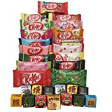 Japanese Kit Kat & Tirol 30 pc selection DIFFERENT FLAVORS...