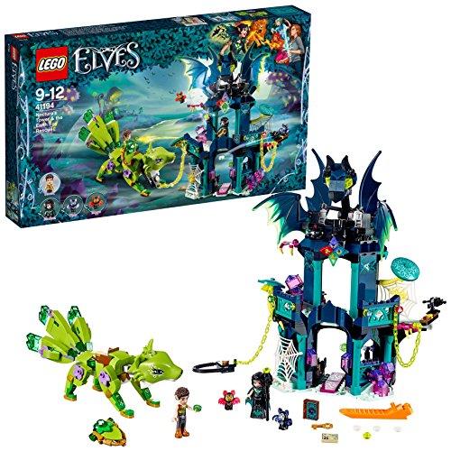LEGO Elves Nocturas Turm und die Rettung des Erdfuchses 41194 Kreatives Spielen