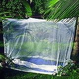 Brettschneider Moskitonetze Holiday Box II Moskitonetz, Polyester, Weiß, One Size