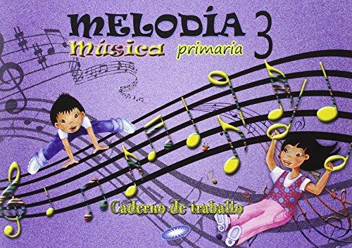 Caderno musica 3 Primaria. Melodía por From Galinova