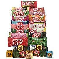KITKAT assortiment de chocolat japonais 30 pz kit kat & tirol différentes saveurs