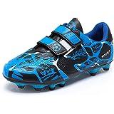 Scarpe da Calcio Bambino Ragazzi FG/AG Ragazza Scarpe da Allenamento Unisex Sportive Sneakers Junior Leggero Scarpe da Ginnas