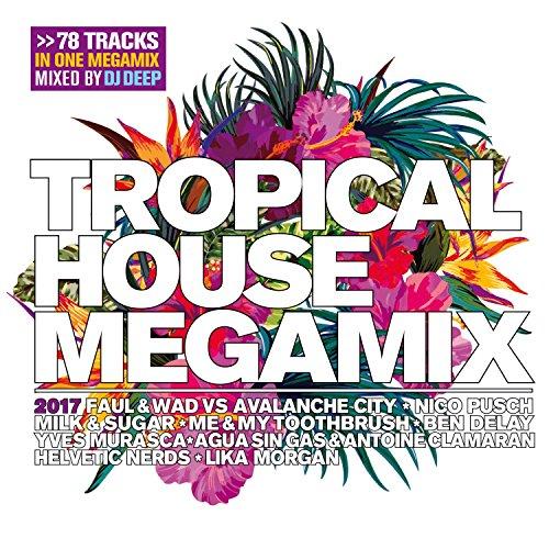 VA - Tropical House Megamix 2017 - 2CD - FLAC - 2017 - VOLDiES Download