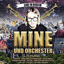 Mine & Orchester-Live in Berlin