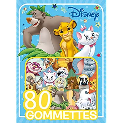Classiques Animaux, 80 GOMMETTES
