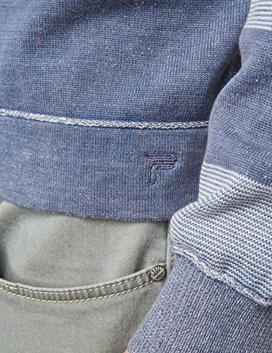 Pioneer Herren Pullover Blau (Riviera 557)