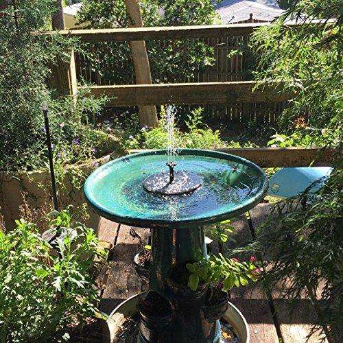 ankway pompe fontaine solaire fontaine exterieur solaire. Black Bedroom Furniture Sets. Home Design Ideas