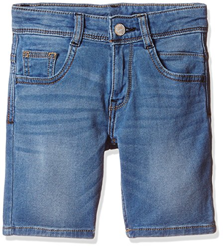 United Colors of Benetton Baby Boys' Shorts (17P4DENC0050I_902_Blue_2Y)