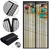Best Screen Doors - Magnetic Screen Door, Carryme Heavy Duty Top to Review