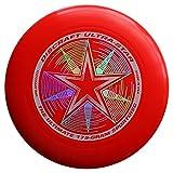 Sports Equipment Best Deals - Discraft 802001-812 - Disco volador (175 g), diseño de estrella, color rojo