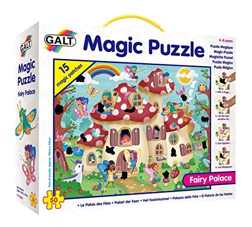 ASA Toys- Galt Toys Puzle Mágico - El Palacio de Las Hadas (GA1003397)